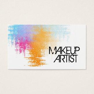 Color Splash Artist Business Card