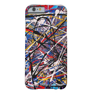 Color Splash (Emily Moize Collection) Barely There iPhone 6 Case