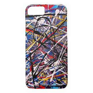 Color Splash (Emily Moize Collection) iPhone 7 Case