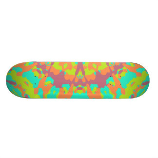 Color Splash Skate Deck