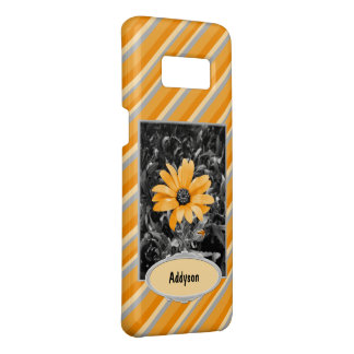 Color Splash Spring Flash African Daisy Photograph Case-Mate Samsung Galaxy S8 Case