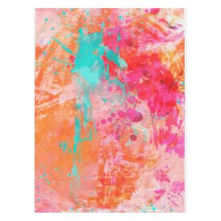 Color Splash Tablecloth