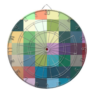 color squares background abstract geometric patter dartboard