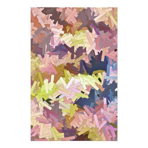 """Color Stacks 5.5"""" x 8.5"""" Flyer Full Color Flyer"""