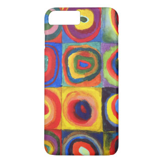 Color Study by Wassily Kandinsky iPhone 7 Plus Case