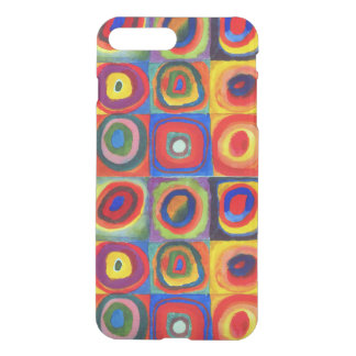 Color Study by Wassily Kandinsky iPhone 8 Plus/7 Plus Case
