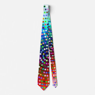 Color Swirl Tie by Julie Everhart