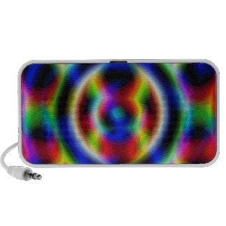 Color tex doodle laptop speakers