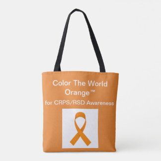 Color The World Orange™ Bag
