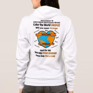 Color the World Orange...RSD/CRPS Hoodie