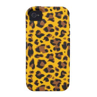color tigre iPhone 4 funda