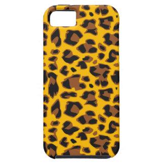 color tigre iPhone 5 carcasas