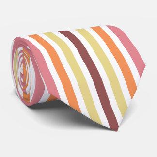 Color Trend Marsala Tie
