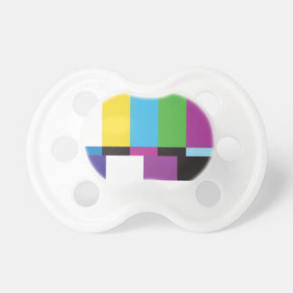 Color TV Pacifiers