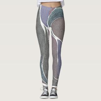 Color Twist (Dark Fade) Leggings