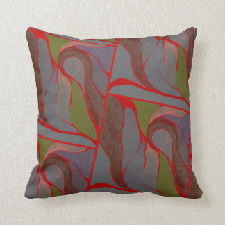 Color Twist (Earthy Elements) Pillow
