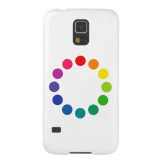 'Color Wheel 2' Galaxy S5 Case