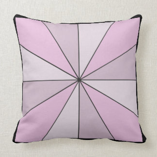 Color Wheel 2 in 1 Pink Yellow Cushion