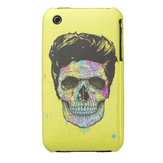 Color your death iPhone 3 case