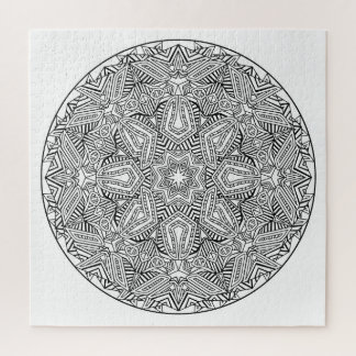 Color Your Own Coloring Book Design Complex Colour Jigsaw Puzzle