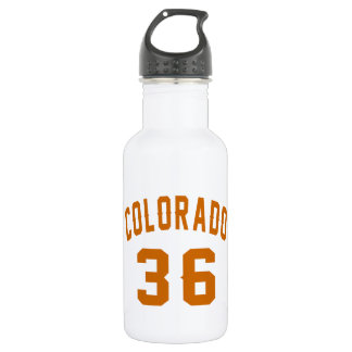 Colorado 36 Birthday Designs 532 Ml Water Bottle