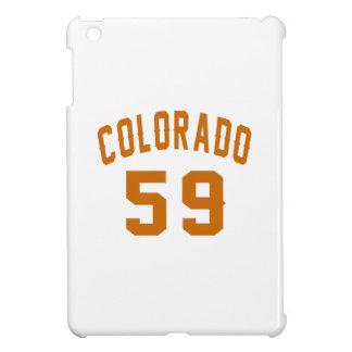 Colorado 59 Birthday Designs iPad Mini Covers