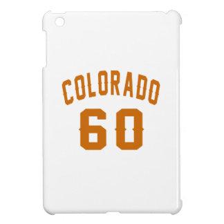 Colorado 60 Birthday Designs iPad Mini Cases