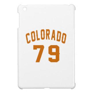 Colorado 79 Birthday Designs iPad Mini Case