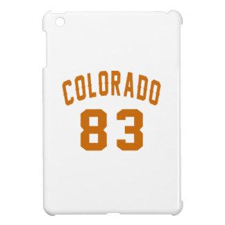 Colorado 83 Birthday Designs iPad Mini Case