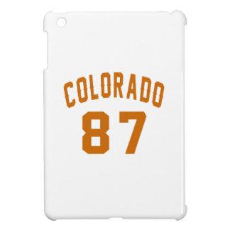 Colorado 87 Birthday Designs Cover For The iPad Mini