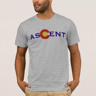 Colorado Ascent Logo (Grey) T-Shirt