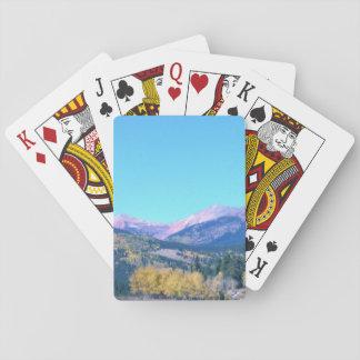 Colorado Aspen Playing Cards