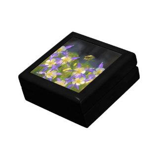 Colorado Blue Columbine Gift Box