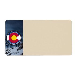 Colorado Circular Flag