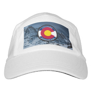 Colorado Circular Flag Hat