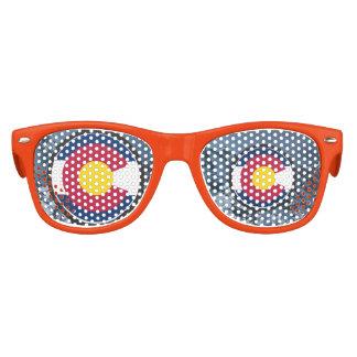 Colorado Circular Flag Kids Sunglasses