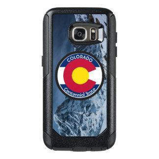 Colorado Circular Flag OtterBox Samsung Galaxy S7 Case