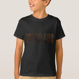 Colorado Coffee and Stars T-Shirt