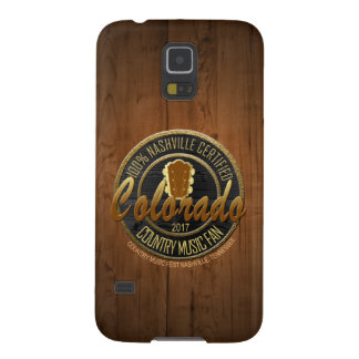 Colorado Country Music Fan Phone Cases