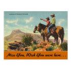 Colorado, Cowboys of Southern Colorado Postcard