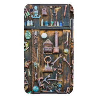 Colorado, Crested Butte. Antique collection iPod Touch Case-Mate Case