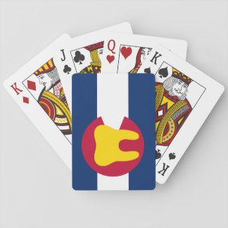 Colorado Dentistry Playing Cards