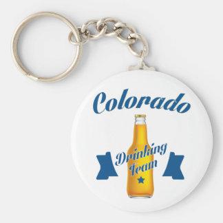 Colorado Drinking team Key Ring