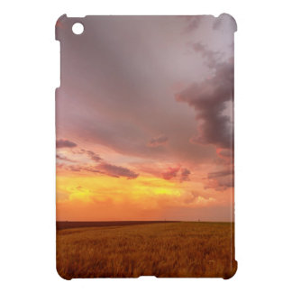 Colorado Eastern Plains Sunset Sky iPad Mini Case