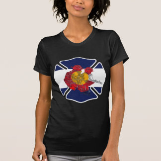Colorado Fire Training- Logo T-Shirt