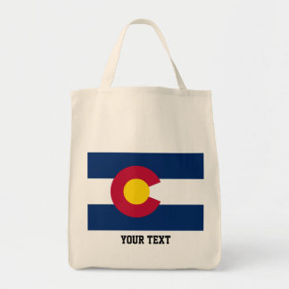Colorado  flag, American state flag
