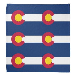 Colorado Flag Bandannas
