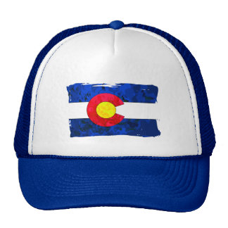 COLORADO FLAG HATS