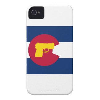 Colorado Flag Blackberry Bold Cover