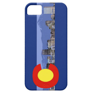 Colorado Flag Case For iPhone 5/5S